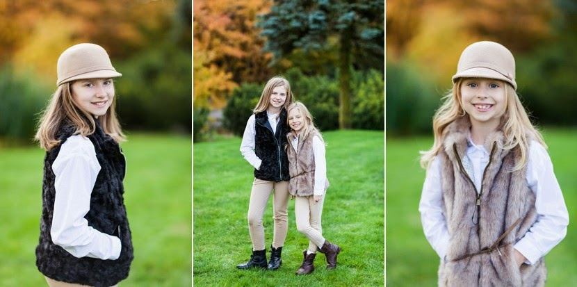 what sisters should wear to a photo shoot photo