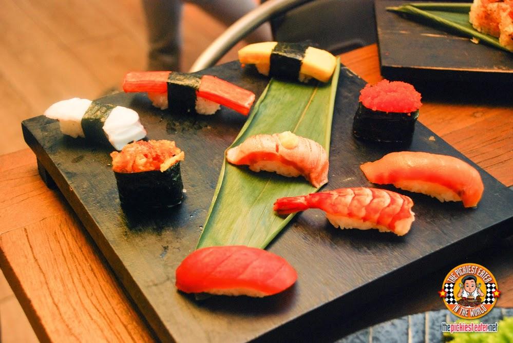 banzai sashimi