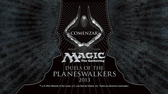 Capturas Magic the Gathering: Duels of the Planeswalkers 2013 PC