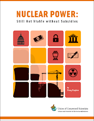 Nuclear Power Subsidies Union of Concern Scientists