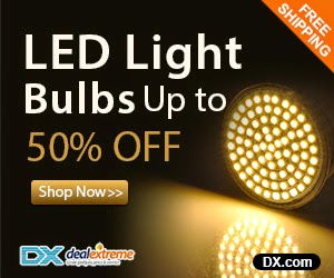 LED Light Bulbs - 50% off - FREE SHIPPING