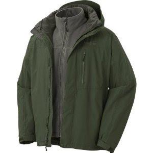 Ridgetop Component Jacket - Men by Marmot
