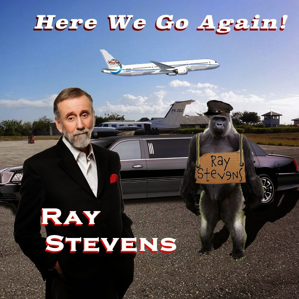ray stevens here we go again the tom gulley show taylor swift is stalking me the streak everything is beautiful gitarzan ahab the arab