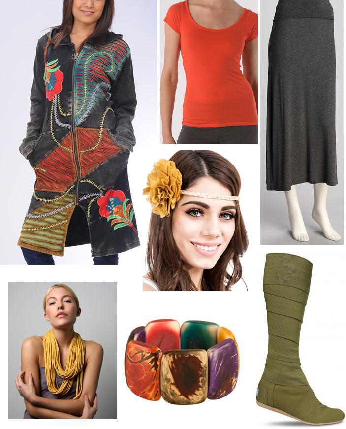 Style And Purpose Fashion And Beauty Tuesdays Dress Like A Hippie