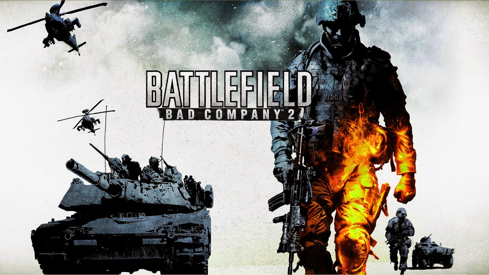Download Battlefield : Bad Company For PC Full Version