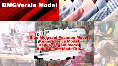 Jasa Konveksi Baju Seragam Model BMGVersie