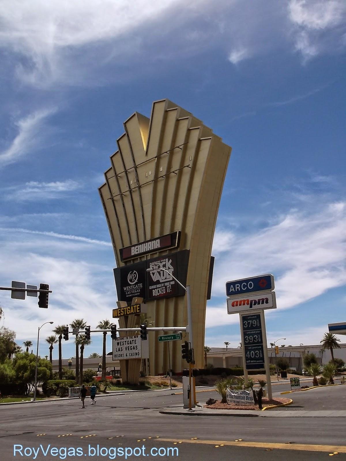 Roy Vegas Westgate LVH Hilton International
