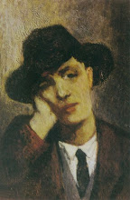 Portrait of Modigliani