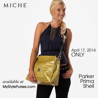Miche Throwback Thursday April 17, 2014 | Shop MyStylePurses.com
