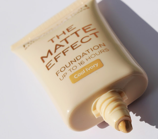 Makeup Revolution, recensione fondotinta The Matte Effect