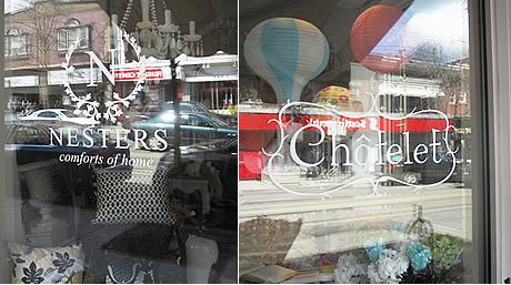 Nesters 1 store spotlight: nesters & chatelet