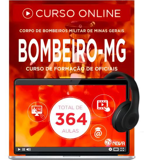 Curso Online Oficial Bombeiro MG 2016