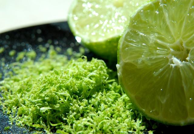 cheescake au citron vert