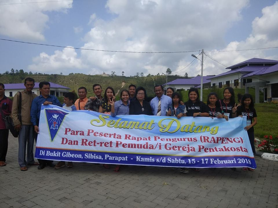 Biro Pemuda Gereja Pentakosta