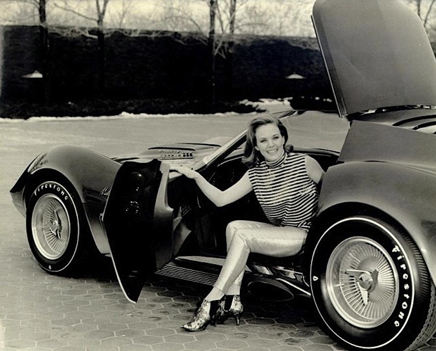 Fab Wheels Digest Fwd 1965 Chevrolet Mako Shark Ii Corvette