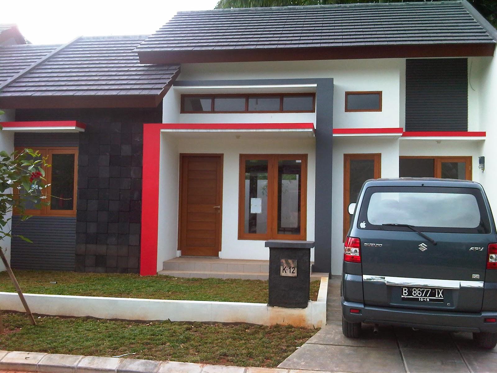 aneka type rumah minimalis gambar desain interior rumah
