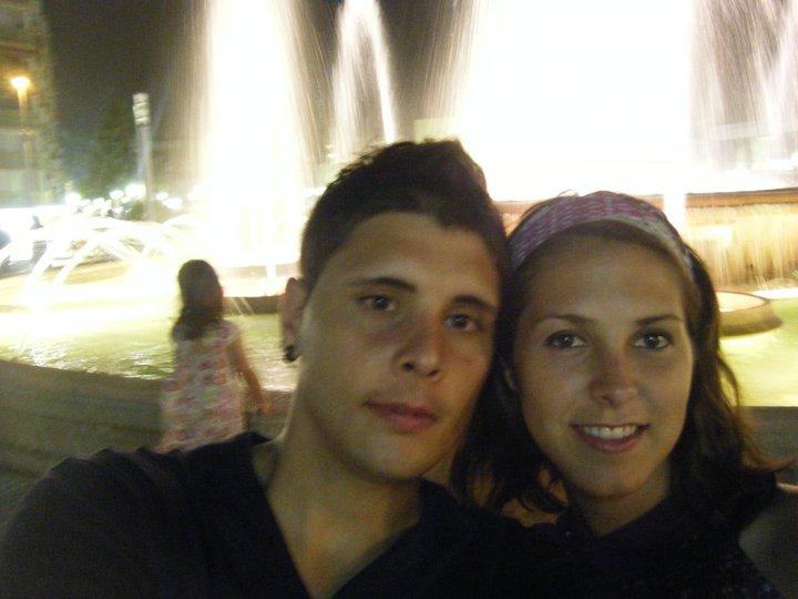 Toño e Isabel
