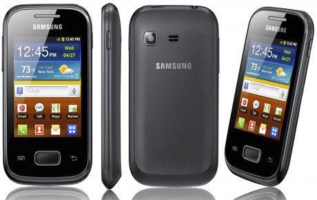 Spesifikasi,Harga Samsung Galaxy Pocket