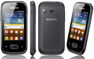 Spesifikasi Samsung Galaxy Pocket