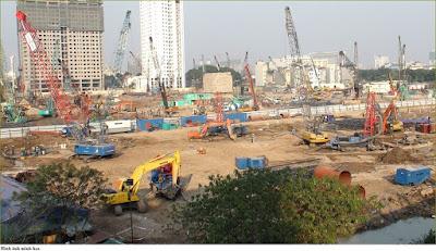 Lịch khởi công dự kiến của dự án chung cư Trần Duy Hưng
