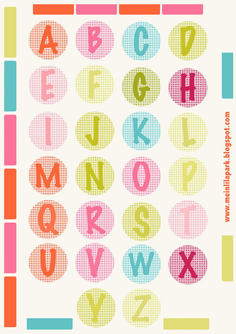 Adorable image with regard to letter printables