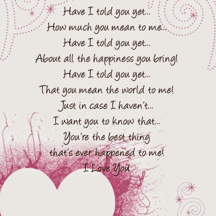 happy valentines day my love poem | valentine jinni, Ideas