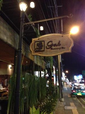 Gabah Restaurant Kuta Bali