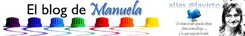 El blog de Manuela (alias @Lavirto)