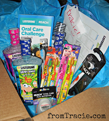 Oral Care Challange Box
