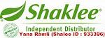 My Shaklee ID : 933396