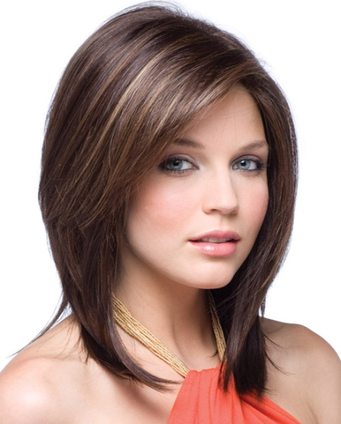 xbxcvbxcvbxcvb: Medium Length Hairstyles for Women-Beautiful ...