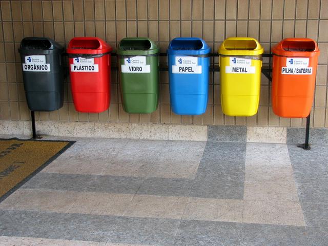 Como Reciclar?