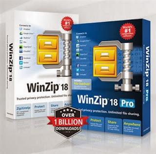 Winzip 18 Pro
