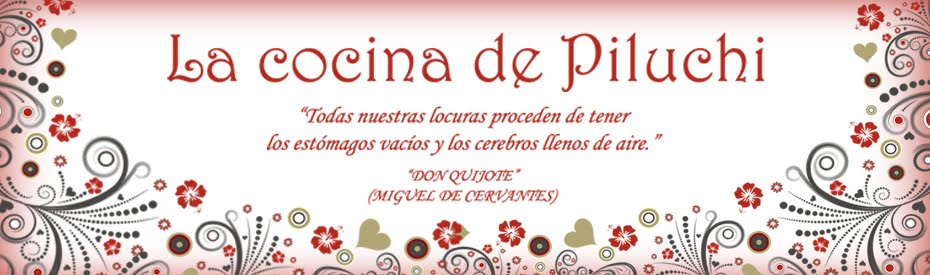 La cocina de Piluchi paso a paso