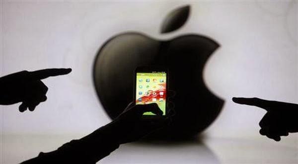 Samsung Dituding Sebagai Perusak Nama Baik Apple