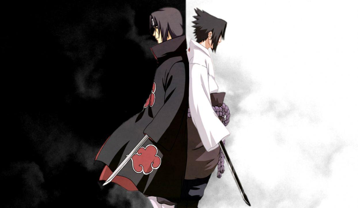 Sasuke And Itachi Hd Wallpaper 1080P
