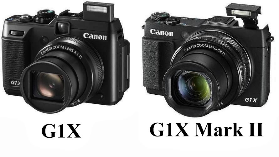 Perbandingan Foto Canon PowerShot G1 X dan G1X Mark II