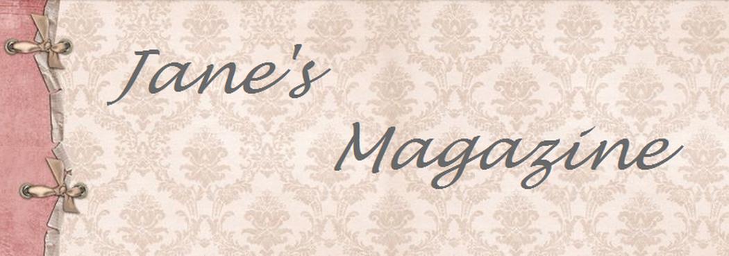 Jane's Magazine