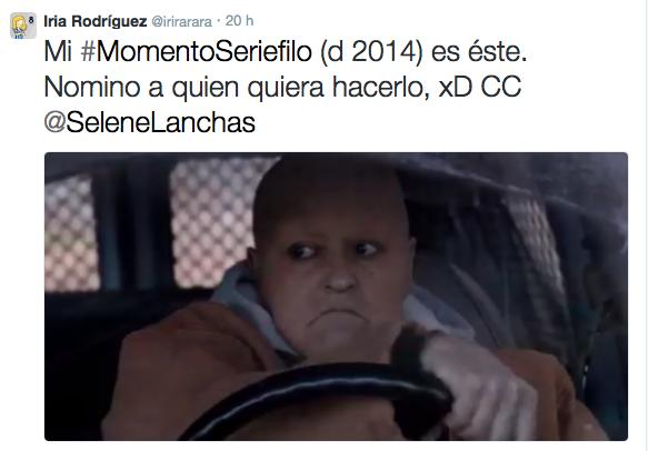 #momentoseriefilo