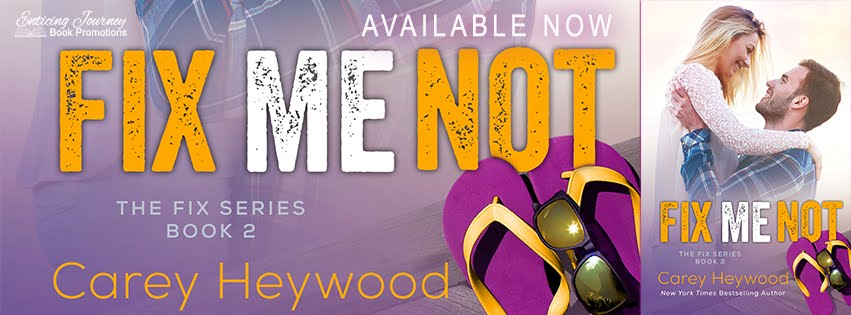 Fix Me Not Release Blitz