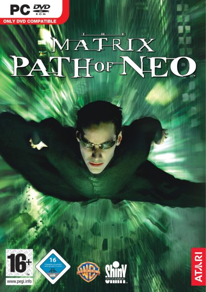 Matrix The Path Of Neo