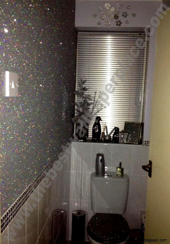 Glitter walls  floors on Pinterest  Glitter Wallpaper Glitter