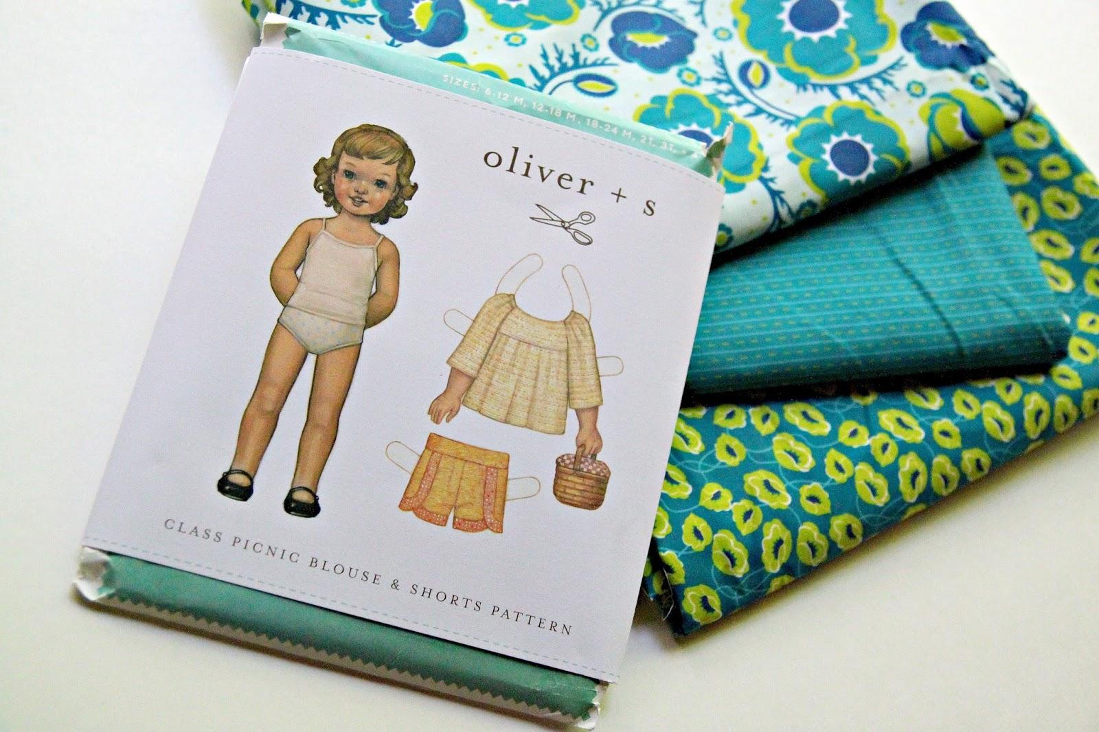 Oliver S Patterns Unique Decorating