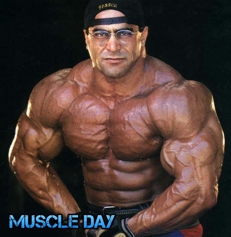 Nasser El Sonbaty | Muscle Day