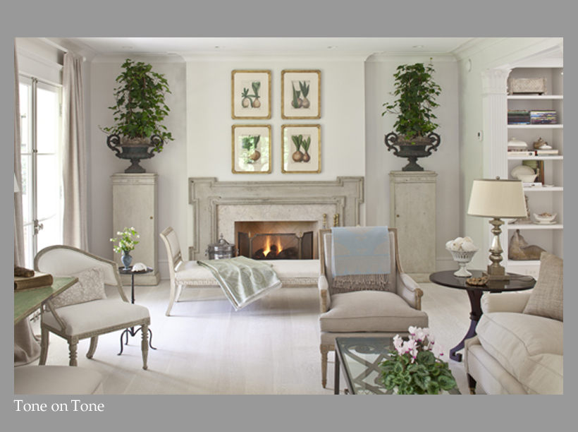 Tone On Tone: Antiques At Home: Swedish Daybeds