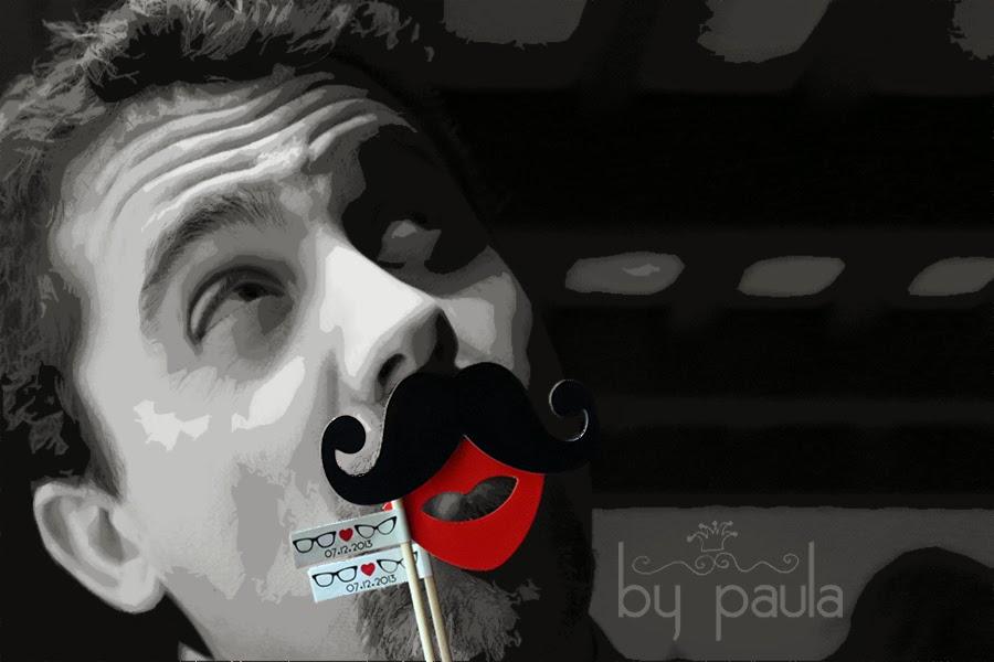 atrezzo photocall personalizado, by paula