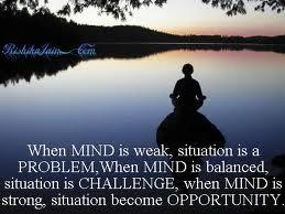 Strong Mind v/s Weak Mind