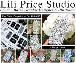Lili Price Studio Advert