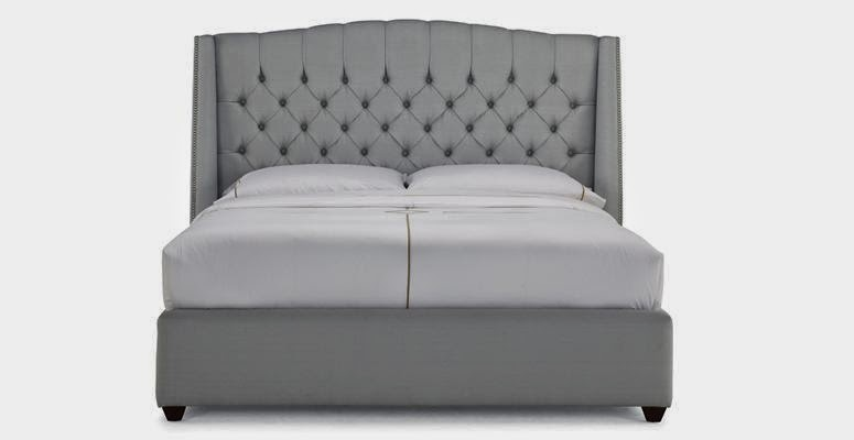Simple Mitchell Gold u Bob Williams Helaine Bed