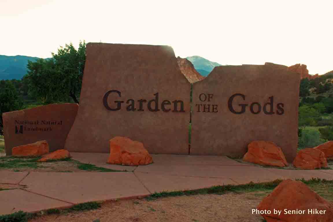 Joyful Reflections Garden Of The Gods Colorado